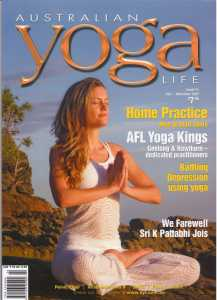 Yoga and serious illness - cover