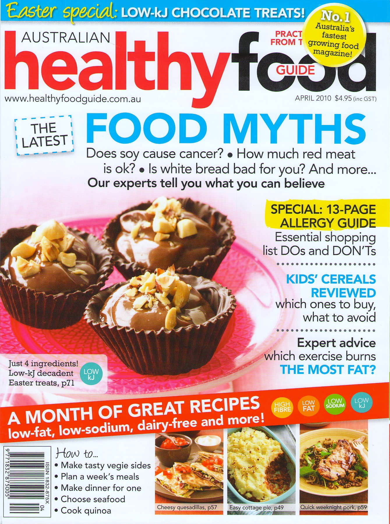 Nutrition fiona marsden freelance writer editor for Articles cuisine