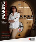 RMIT Making Connections magazine –cover